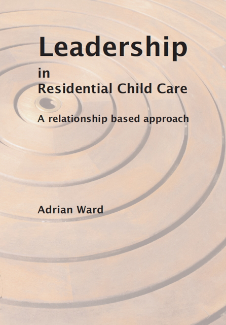 Adrian Ward book front cover